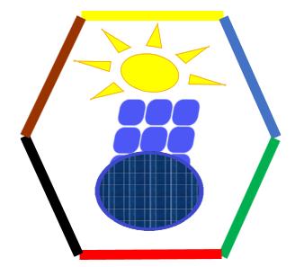 Поликристаллические солнечные панели (батареи)