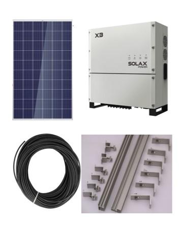 комплект сонячної станції